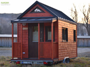 Tiny House Verona, maison mobile