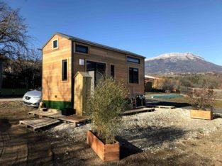 Tiny House prête à emménager !