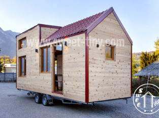 TINY HOUSE CLE EN MAIN à vendre