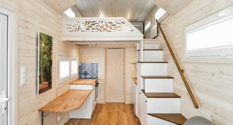 TINY HOUSE SUNSHINE, MAISON MOBILE