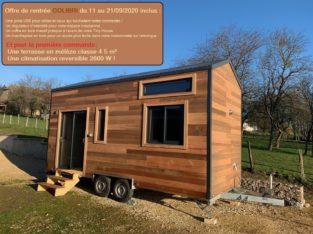Tiny house neuve en Promotion avant augmentation
