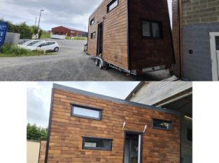Tiny House Suédoise