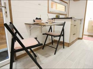 Tiny House meublée clef en main